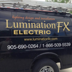 Lumination FX Design for Lighting and Electrical