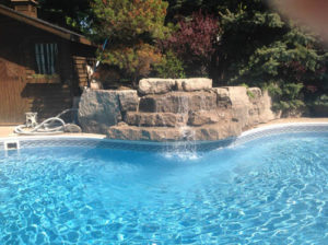 Wiring for pools and back yards