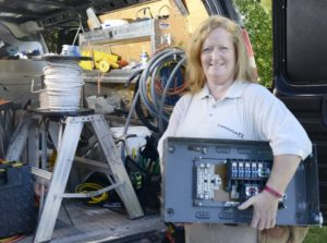 Women in Electrical Trades